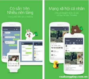 line-cho-android